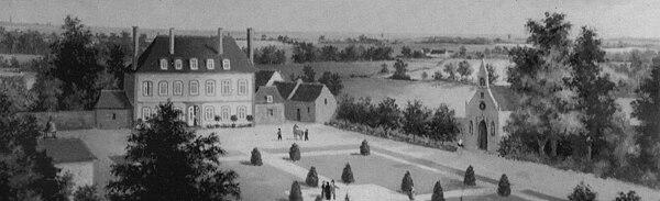 Malouinière de la Ville Bague — Wikipédia