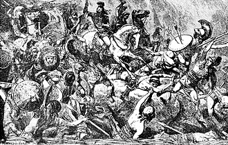 Sicilian Expedition - Destruction of the Athenian army in Sicily