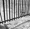 detail van het eerste hek - amerongen - 20008467 - rce
