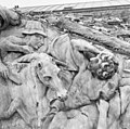 Detail van timpaan boven de voorgevel - 's-Gravenhage - 20086331 - RCE.jpg