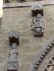 Detalle de la fachada de Santa Marina.JPG