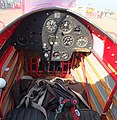 Deurne Woody Pusher WAS-2 G-BSFV cockpit.JPG