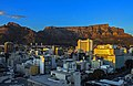 Devil's Peak, Table Mountain and Cape Town cityscape at dawn.jpg