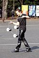 Diabolo juggler in Ueno Koen.jpg