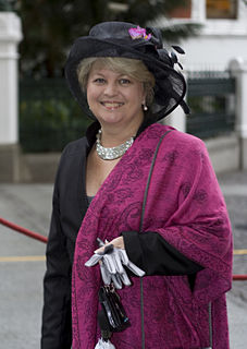 Dianne Kohler Barnard South African politician