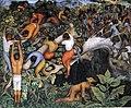 Diego Rivera, Entering the City, 1930.jpg