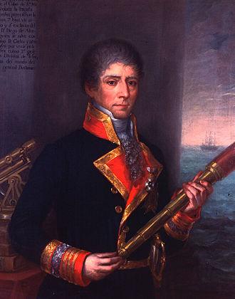 Diego de Alvear y Ponce de León - Diego de Alvear y Ponce de León