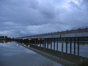 Dinsmore Bridge - Image: Dinsmore bridge