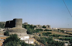 City walls of Diyarbakır