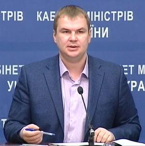 Dmytro Bulatov - Dmytro Bulatov in March 2014