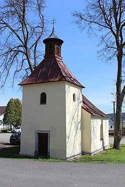 Dobrá Voda (okres Pelhřimov), kaple.jpg