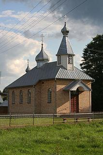 Dobrowoda, Hajnówka County Village in Podlaskie, Poland