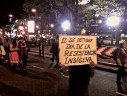 Día De La Resistencia Indígena Wikipedia La Enciclopedia Libre