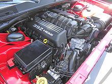 Dodge Hemi Engine >> Chrysler Hemi Engine Wikipedia