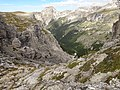 Dolomites - Alta Via 2, Stage 03-11 Rifugio Puez to Rifugio Boè - panoramio (6).jpg