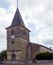 Dombrot-sur-Vair, Église Saint-Denis.jpg