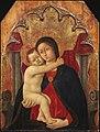 Domenico di Bartolo - Madonna and Child - y1962-58 - Princeton University Art Museum.jpg