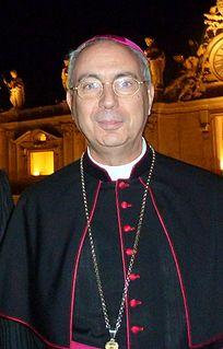 Dominique Mamberti Roman Catholic Cardinal