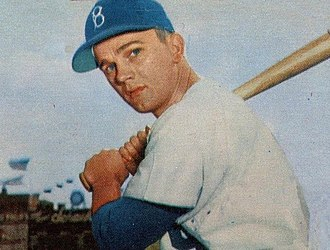 Don Zimmer - Zimmer as he appeared in a   Bowman trading card, 1955