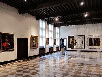 Musée de la Chartreuse de Douai - Interieur of the museum