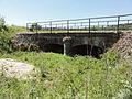 Doulaincourt-Saucourt, D67a, ancien tracé avec pont sur la Combe de Presle.jpg
