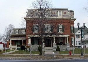 Dr. John Quincy Howe House - Dr. John Quincy Howe House, December 2008