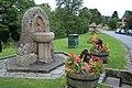 Drinking Fountain, Dell Road, Nethy Bridge - geograph.org.uk - 548890.jpg