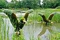 Ducks taking their flight - panoramio.jpg