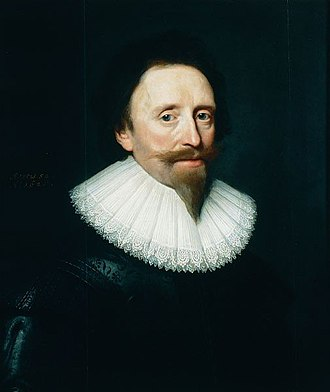 John Chamberlain (letter writer) -  Sir Dudley Carleton, by Michiel van Mierevelt, 1628
