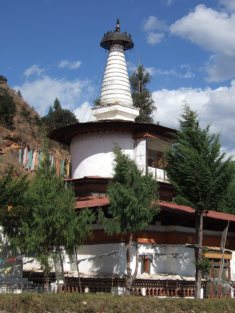 photo of Dumtseg Lhakhang