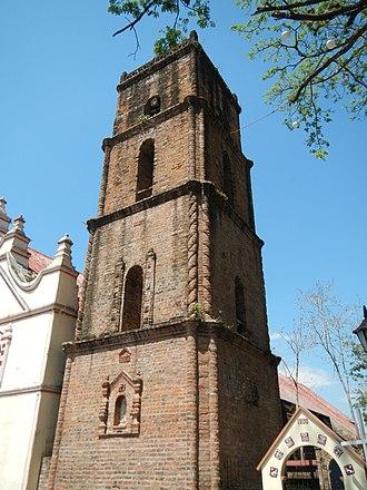 San Vicente Ferrer Church (Dupax del Sur) - Image: Dupax Church Complex 9671 29