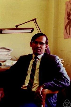 Dijen K. Ray-Chaudhuri - Image: Dwijendra Kumar Ray Chaudhuri