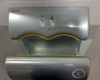 James Dyson - Dyson Airblade hand dryer
