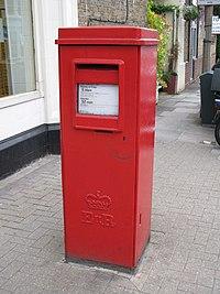Type G postbox