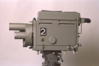 EMI - Image: EMI CPS Emitron Camera Head, 1950 (7649950230)