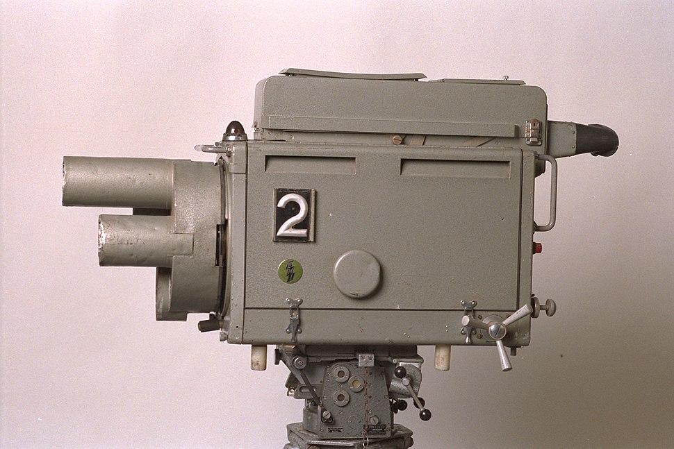 EMI CPS Emitron Camera Head, 1950 (7649950230)