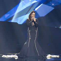 Esibizione all'Eurovision Song Contest 2013