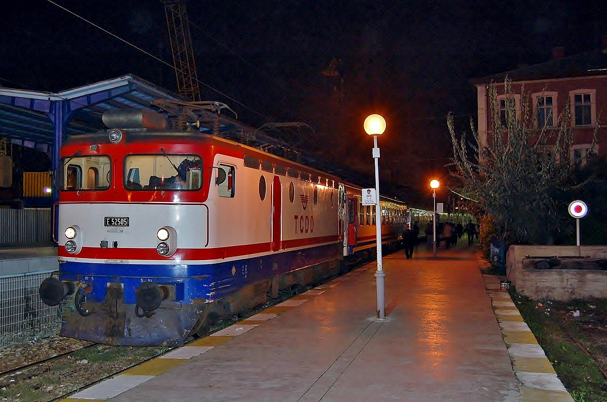 Balkan Express (train) - Wikipedia