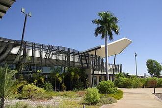 East Kimberley Regional Airport - Airside view of East Kimberly Regional Airport (Kununurra)