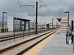East at Daybreak Parkway station, Apr 16.jpg