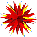 Echidnahedron with enneagram face.png