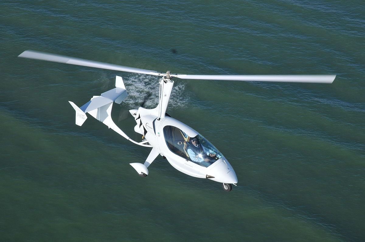 Elicottero 8 Posti : Autogiro wikipedia