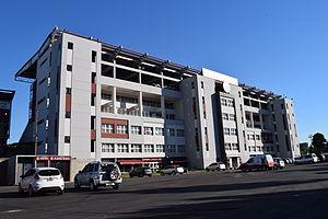 Estadio Ciudad de Lanús – Néstor Díaz Pérez - Image: Editatón Club Lanús Instalaciones (2)