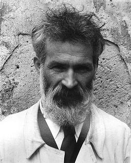Constantin Brâncuși French-Romanian artist
