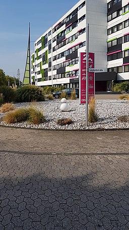 Leyboldstraße in Hürth