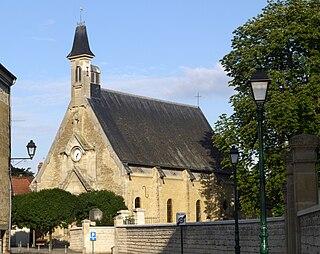 Neuville-sur-Oise Commune in Île-de-France, France