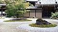 Eigen-ji (Rinzai temple) - front area landscaping.jpg