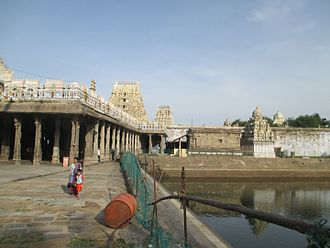 Ekambareswarar Temple (Kanchipuram) - Shrines inside the temple