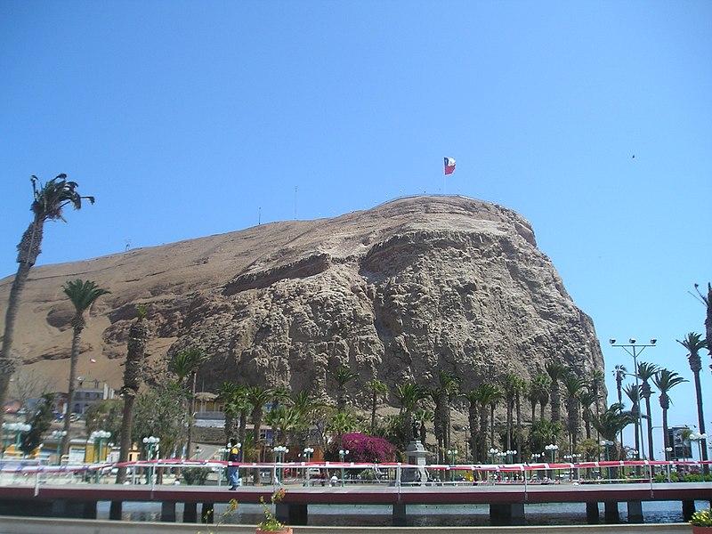 [Chili] - Arica 800px-ElMorroDeArica