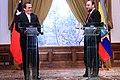 El Ministro de Relaciones Exteriores, Eco. Ricardo Patiño preside la III Reunión del Consejo Interministerial Binacional Ecuador – Chile (7652148896).jpg